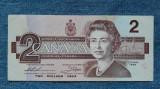 2 Dollars 1986 Canada - Dolari