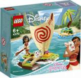 Cumpara ieftin LEGO Disney Princess, Aventura pe ocean a Vaianei 43170