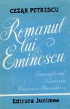 Romanul lui Eminescu,vol. 1, 2, 3 (1984)