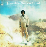 Disc Vinil - Johnny Mathis – You've Got A Friend (Today's Great Hits)