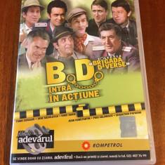 BD intra in actiune 1 - Brigada Diverse (1 DVD film - Ca nou!)