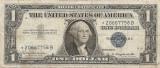 Statele Unite (SUA) 1 Dolar 1957 B - (Serie-★20667756) P-419
