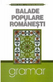 Balade populare româneşti