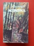 MIRONA × CELLA SERGHI