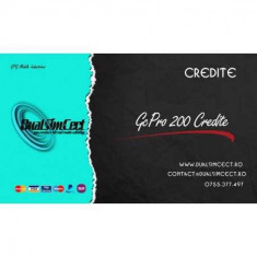 200 Credite GCPro Box / Dongle
