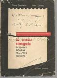 Cumpara ieftin Sa Invatam Stenografia In Limbile Romana, Franceza, Engleza - Pierre Dephanis