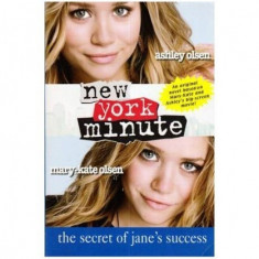 New York minute - the secret of jane's success
