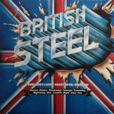 British Steel - Alaska, Avenger, Nightwing, ROX, Venom (LP - UK - VG), VINIL, electrecord