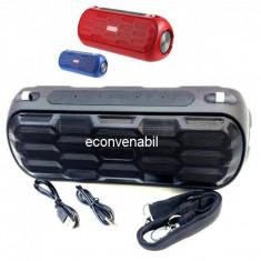 Boxa Portabila Bass Boost Bluetooth Radio Acumulator WKA5