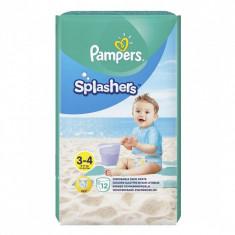 Scutece Pampers Splash 3 pentru apa, 12 buc/pachet