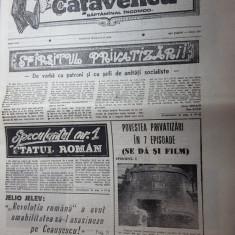 ziarul catavencu anul 1,nr.21 /1990