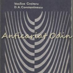 Aplicatii Si Probleme De Chimie Analitica - Vasilica Croitoru, D. Constantinescu
