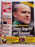 """Revista sport - """"SPORT BILD"""" (Germania) 11.01.2006"""