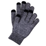 Manusi Touchscreen Universale ApcGsm Gloves Gri