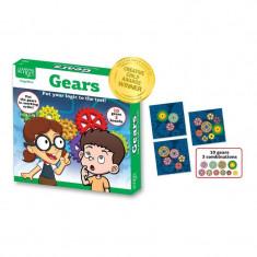 Joc de logica Gears Learning Kidts, 3 ani+