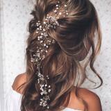 """Ornament floral de par """"Aurora"""""""