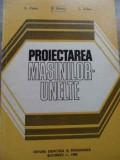 Proiectarea Masinilor-unelte - A. Valda E. Botez S. Velicu ,523804