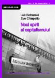 Noul spirit al capitalismului,  Luc Boltanski, Ève Chiapello