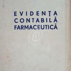 Evidenta contabila farmaceutica