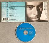 Enrique Iglesias - Cosas Del Amor CD (1999), universal records