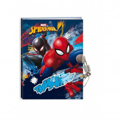 Jurnal secret Beniamin Spiderman