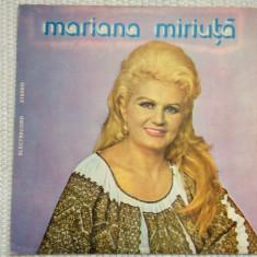 mariana miriuta stefan miriuta acordeon disc vinyl lp muzica populara folclor