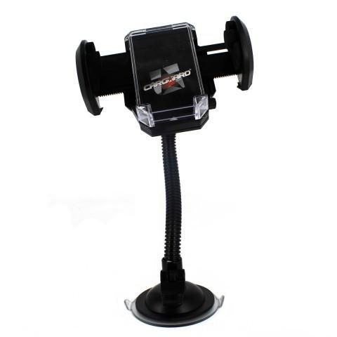 Suport telefon universal , fixare cu ventuza, brat flexibil, 55-100mm Kft Auto