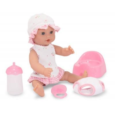 Papusa bebelus Annie cu olita, 30 cm foto