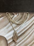 Set Finuț PANDANTIV Argint + Lant