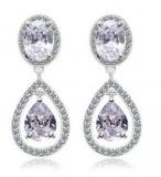 Cumpara ieftin Cercei Diamond Drop Bride