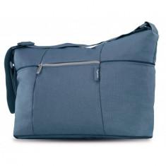 Geanta mamici Day Bag pentru Trilogy Artic Blue, Inglesina