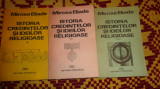 istoria credintelor si ideilor religioase 3 volume - eliade