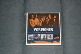 Muzica - Foreigner - Original Album Series [5 Albume - 5 CD'uri] UK, A&M rec
