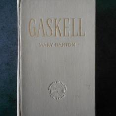 ELIZABETH GASKELL - MARY BARTON (1960, editie cartonata)