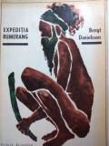 EXPEDIȚIA BUMERANG - BENGT DANIELSSON