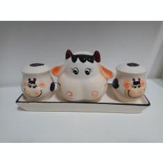Obiecte din ceramica - Solnite