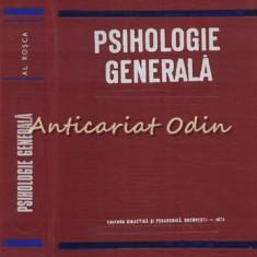 Psihologie Generala - Al. Rosca