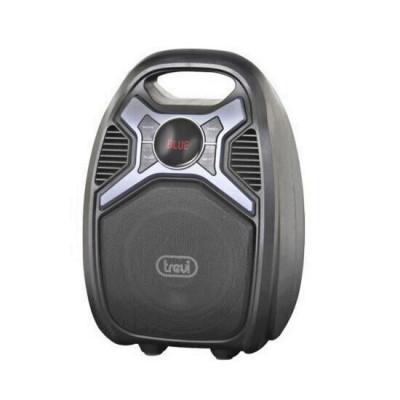 Boxa portabila cu Bluetooth 25W Trevi, MP3, USB, SD, microfon, Karaoke Mania Tools foto