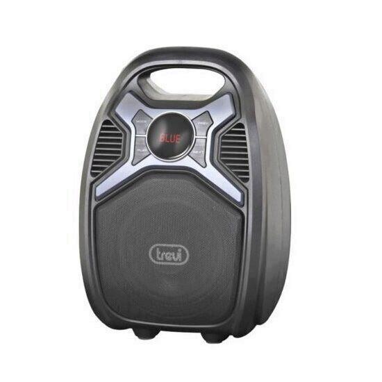 Boxa portabila cu Bluetooth 25W Trevi, MP3, USB, SD, microfon, Karaoke Mania Tools