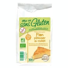 Preparat pentru Flan cu Mei Bio Ma Vie Sans Gluten 300gr Cod: 6284