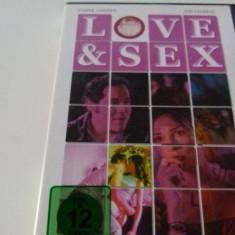Love & sex - dvd, Altele