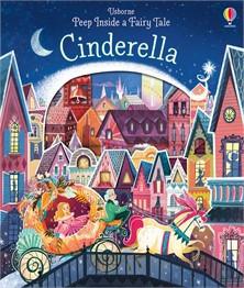 Peep inside a fairy tale: Cinderella foto