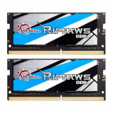 Memorii Laptop G.Skill Ripjaws, 16GB(2x8GB), DDR4-2400MHz, CL16, Dual Channel, SO-DIMM