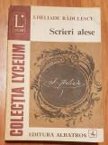Scrieri alese de Ion Heliade Radulescu 1978