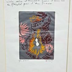 JACQUES HEROLD (1910 - 1987) - GRAVURA