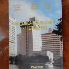 GESTIUNEA FINANCIARA A INTREPRINDERII POPESCU ,BOTA, MORAR / SITECH
