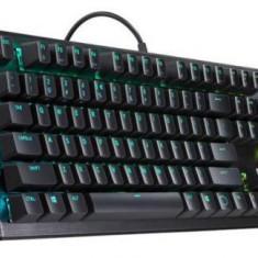 Tastatura Gaming CoolerMaster CK550 RGB, switch Gateron Brown, Mecanica