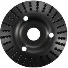 Disc raspel pentru lemn depresat 115 x 22.2 mm nr. 1 Yato YT-59166