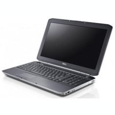 Laptop Dell Latitude E5530, Intel Core i5 Gen 3 3230M 2.6 GHz, 4 GB DDR3, 500 GB HDD SATA, DVDRW, WI-FI, Bluetooth, Webcam, Display 15.6inch 1920 by 1