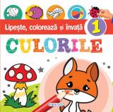 Lipeste, coloreaza si invata culorile 1 PlayLearn Toys